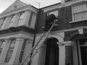 Window Cleaning off ladder Camberwell